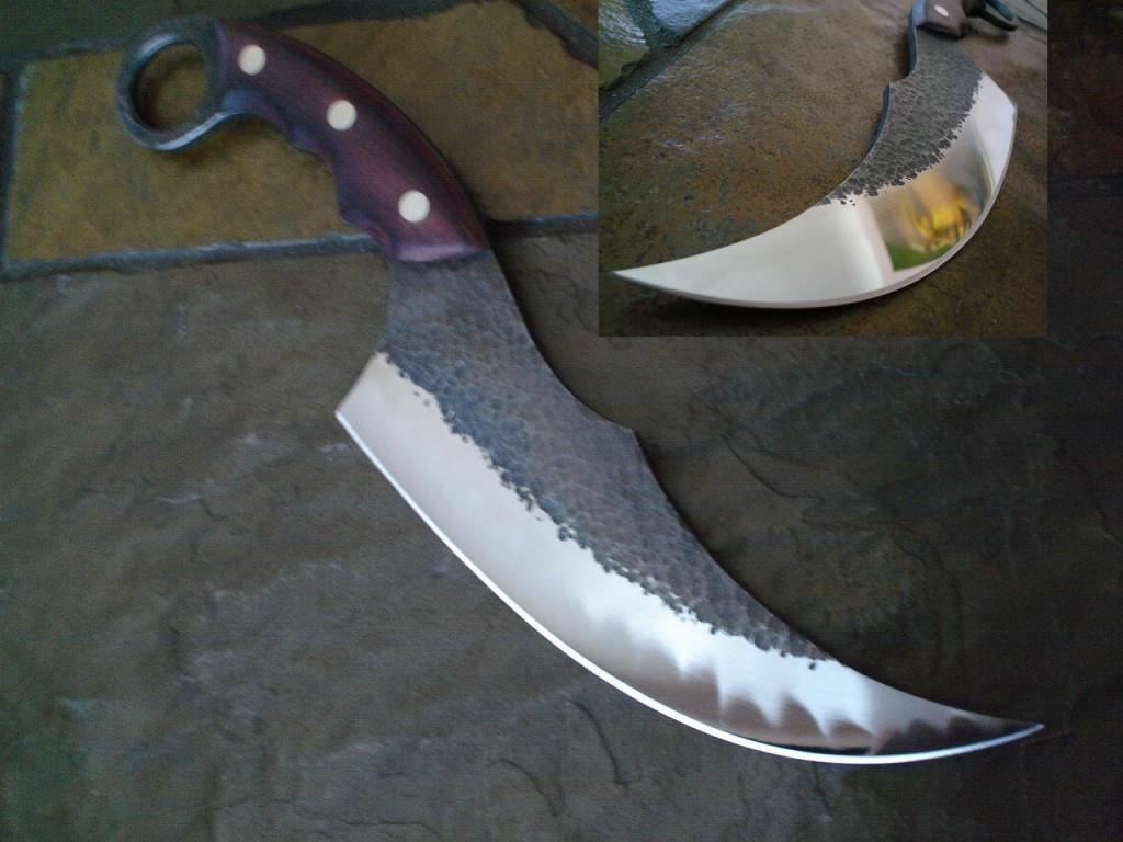 Defense Knives  SAGE BLADES