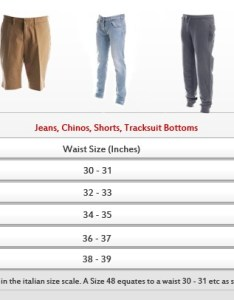 Bottoms size guide also rh sageclothing