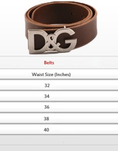 Belts size guide also rh sageclothing