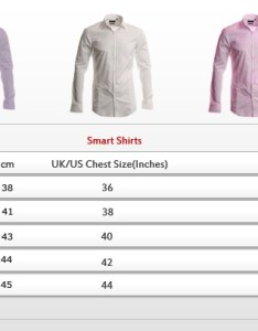 Smart shirts size guide also rh sageclothing