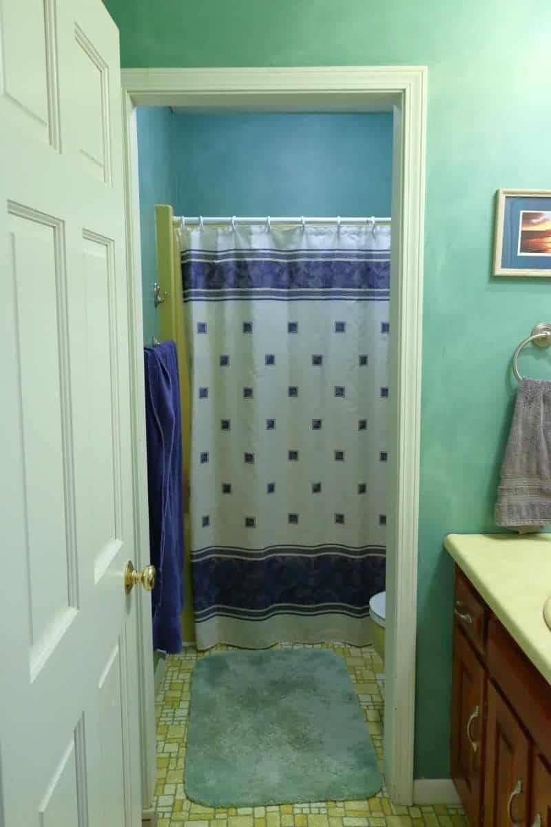 My 1970's Bathroom Remodel - Before • Sage Cottage Architects