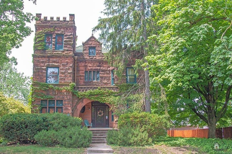 Old House Society Bloomington Illinois Annual Home Tour 2018 Franklin Park 4