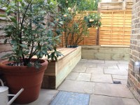 Forest Hill Garden design service, London landscape gardener