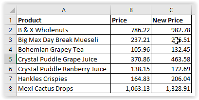 How to print and display formulas in an Excel workbook | Sage ...
