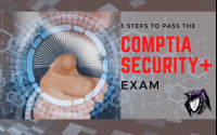 5 Steps to Pass The Comptia Security+ Exam