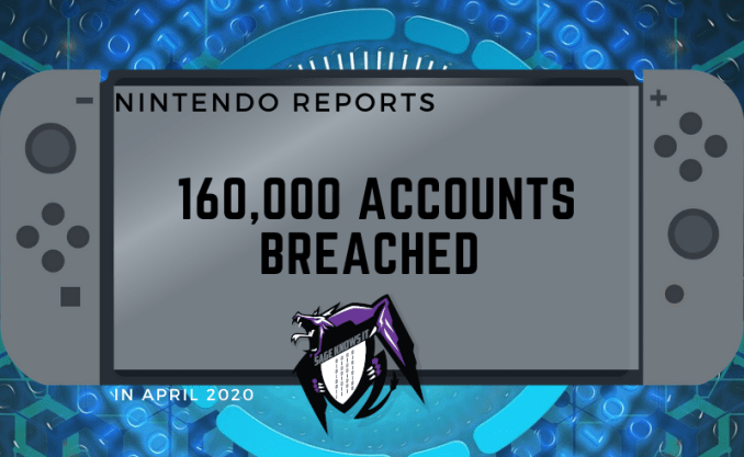 Nintendo Reports 160,000 Accounts Breached in April 2020