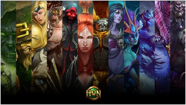 Heroes of Newearth