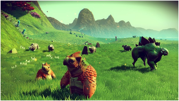 No Man's Sky - Extraterrestial Creatures