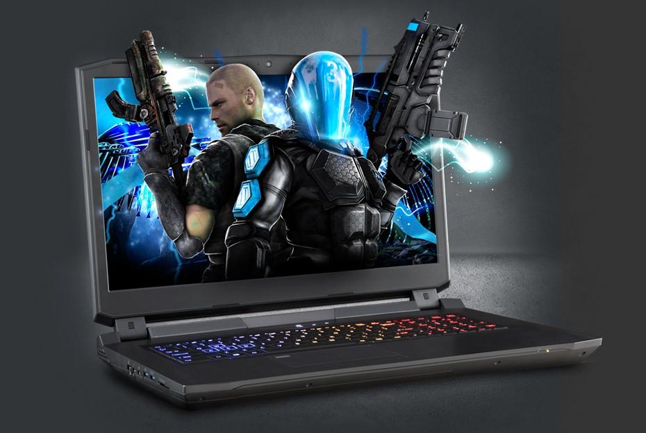 Sager Notebook NP9172-S Gaming Laptop
