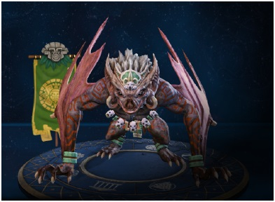 Camazotz game model