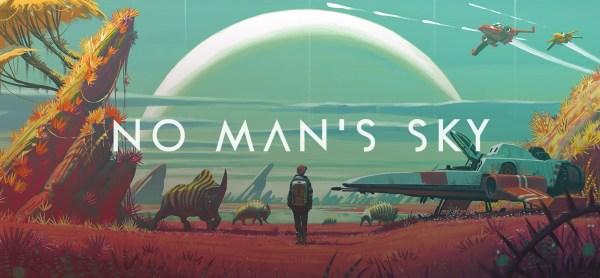 No Man's Sky Update