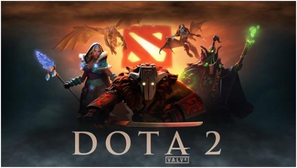 Dota-2 on gaming laptop