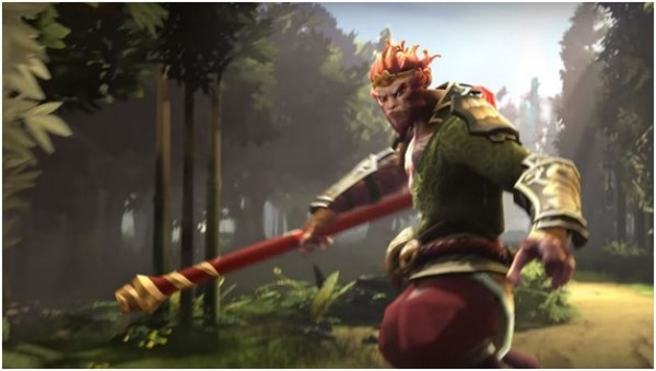 Monkey King of Dota 2 in Gaming Laptops