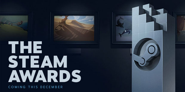 Steam Awards are announced for the first time ever