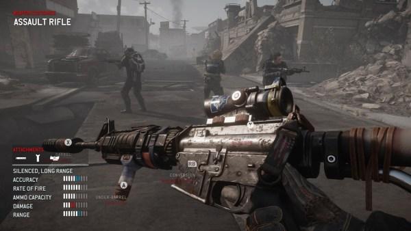 Homefront gameplay screenshot