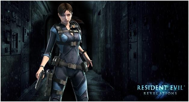 Jill Valentine of Resident Evil