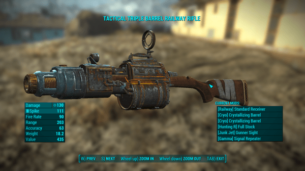 Any Mod Any Weapon by LucasGod