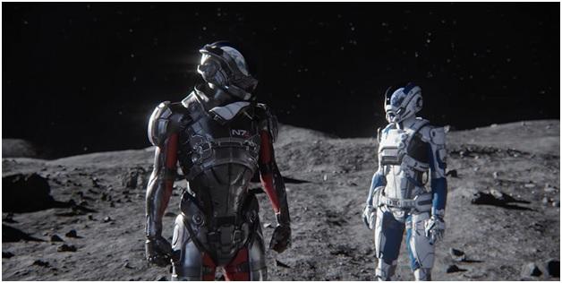 Gaming Laptops's Mass Effect Andromeda