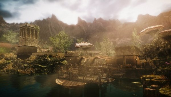 Screenshot of Skywind