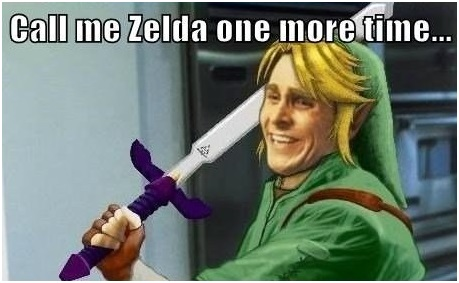 Perhaps, The Legend of Link
