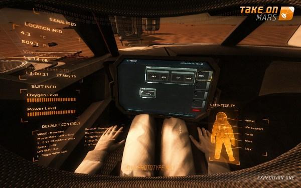 Take on Mars gameplay.