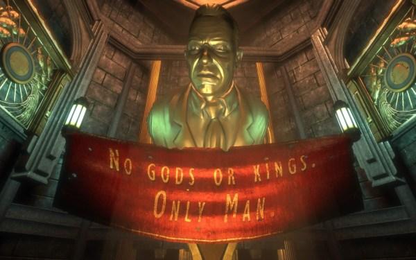 BioShock gameplay screenshot