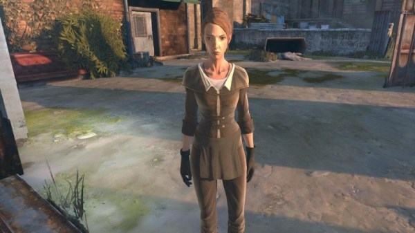 Callista from Dishonored