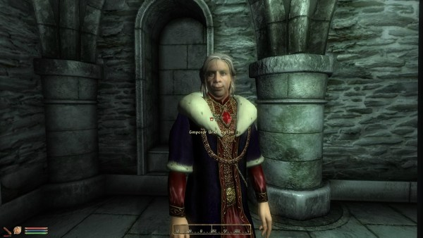 Uriel Septim in the Elder Scrolls IV