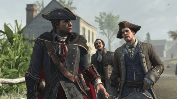 Haytham from Assassin's Creed III.