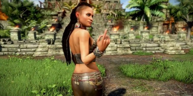 Citra Screenshot from Far Cry 3