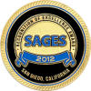 SAGES Recognition of Excellence Award 2012