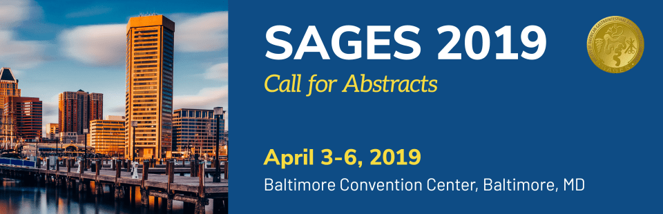Call for Abstracts 2019