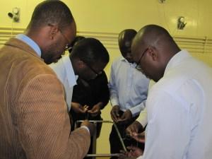 Surgeons in Zimbabwe