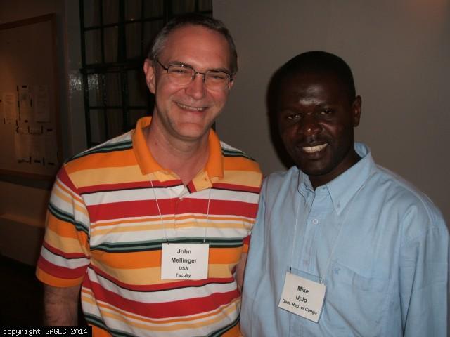 Teaching in Africa
