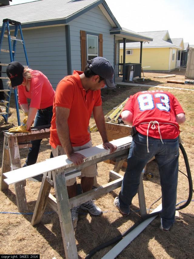 SAGES Builds a House – 13