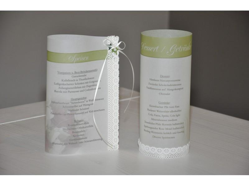 Windlicht  Transparentlicht zur Taufe Tischdeko