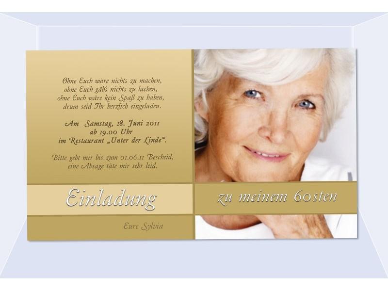 Einladung 30 Geburtstag Fotokarte Einladungskarten taube