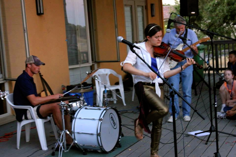 Blues Band show