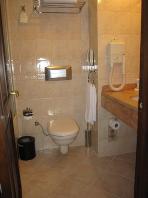 Handicapped Accessible Hotel near Istanbul Taksim Square