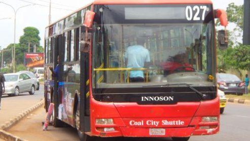 Coal city shuttle