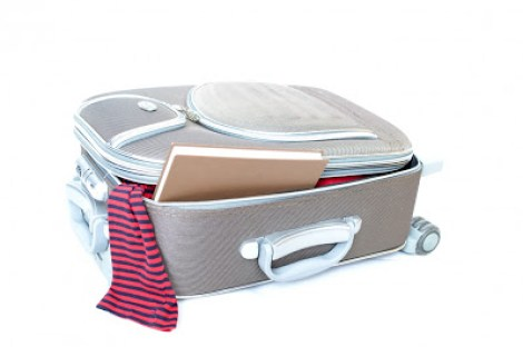 JUST BEFORE YOU LEAVE: THINGS TO PACK - Sam Adeleke