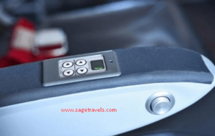 The Secret Button That Can Give Passengers More Space On Plane Seats Has Been Discovered
