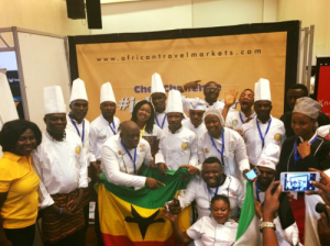 Akwaaba Jollof Rice War: Nigeria Beats Ghana In Jollof Rice Competition