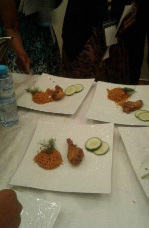 Akwaaba Jollof Rice War: Nigeria Beats Ghana In Jollof Rice Competition