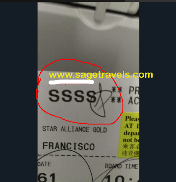 If These Four Letters Appear On Your Boarding Pass, Get Ready To Be Investigated At The Airport