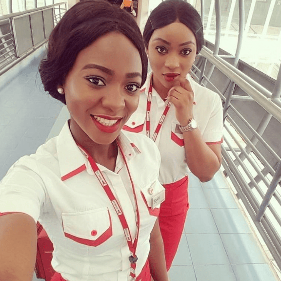 Dana Air Flight Attendants Slay With New Uniform. Hit Or Miss?