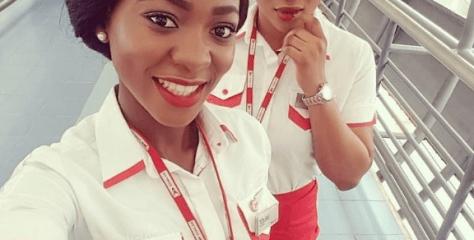Dana Air Flight Attendants Slay With New Uniform. Hit Or Miss?
