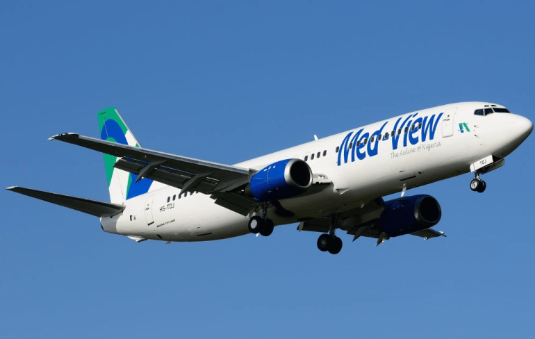 Discounted Fare: Fly Med-View From Lagos To London For As Low As N249,000