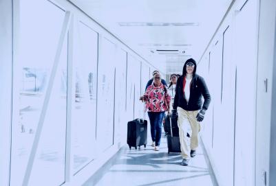 Emirates Lands at Abuja International Airport New Terminal