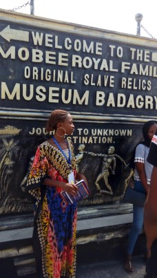 Experience In The Five Days Tour In Lagos State